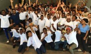 Webcup 2018-2019 : les développeurs à Mayotte