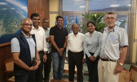 Nouvelles technologies : Quatre ingénieurs indiens à la découverte de La Réunion