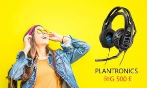 On a testé le Plantronics RIG 500E