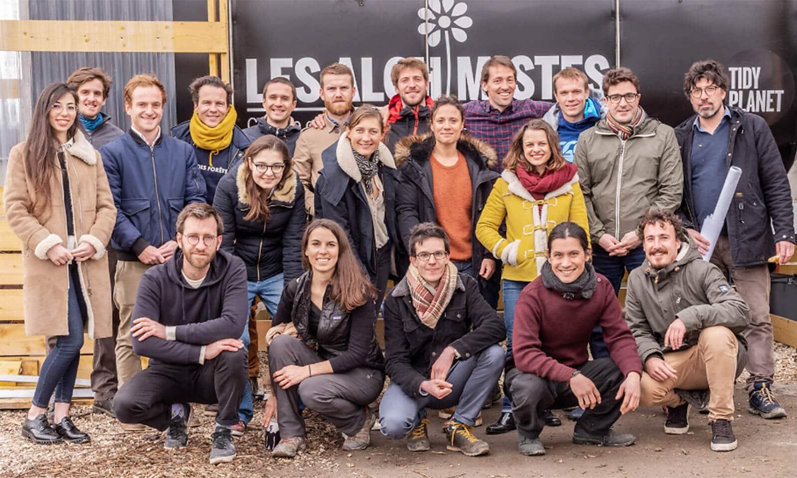 Les-Alchimistes-Startup