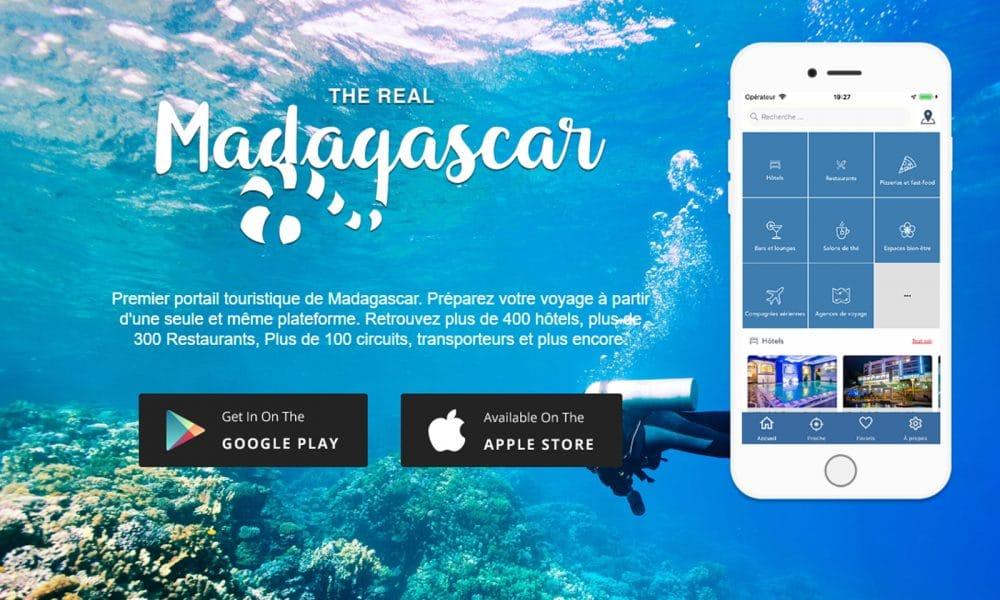 The Real Madagascar, une application mobile pour moderniser le secteur touristique