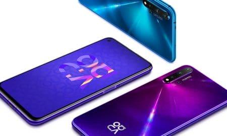 Huawei Nova 5T en précommande