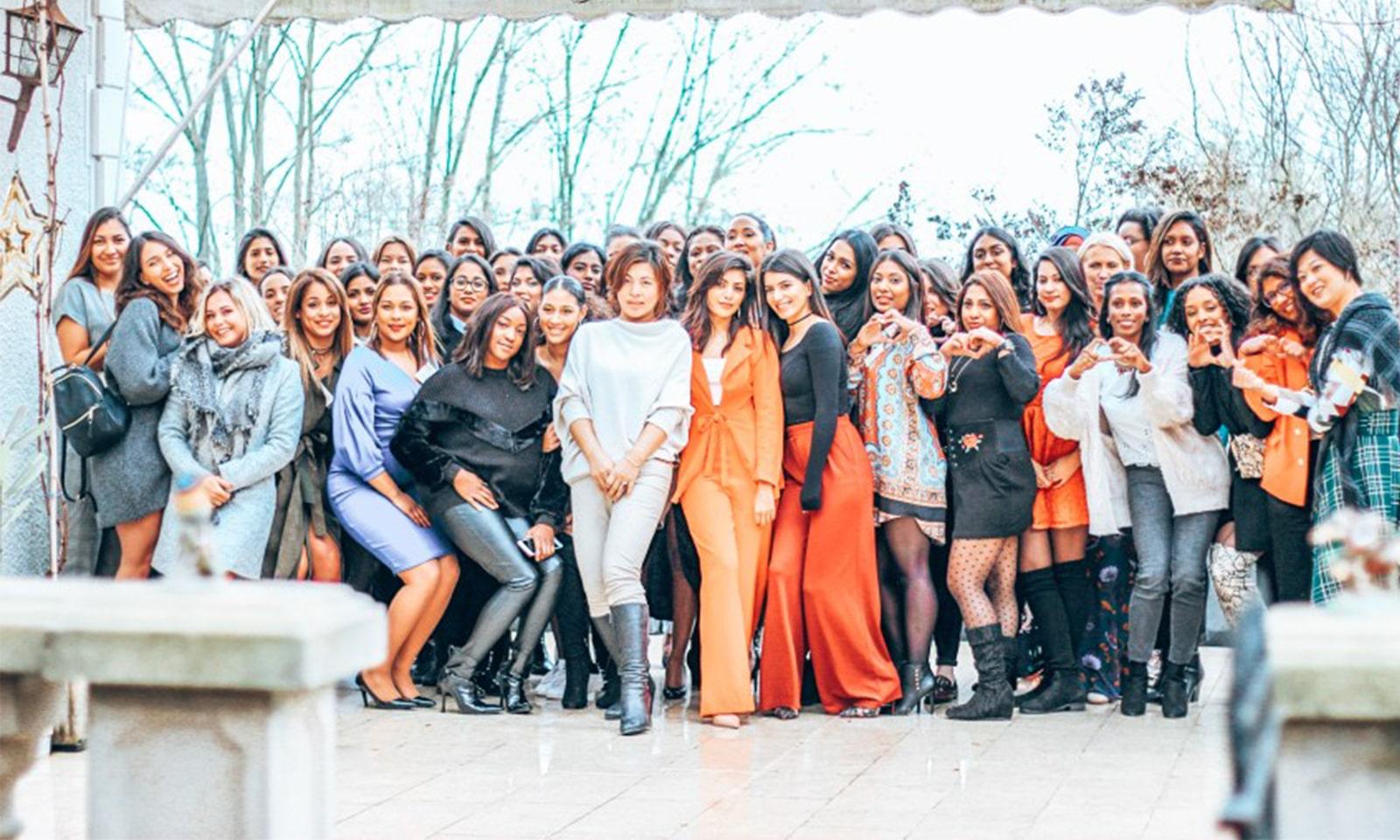 Ladies Who Brunch Paris & Workshop Formation Instagram
