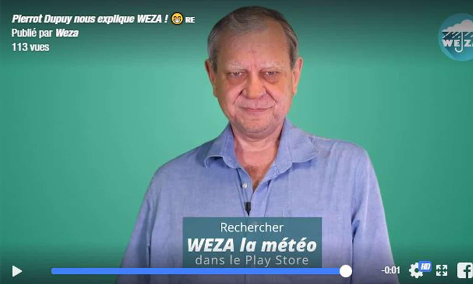 Weza – faites la pluie et le beau temps avec cette nouvelle application mobile