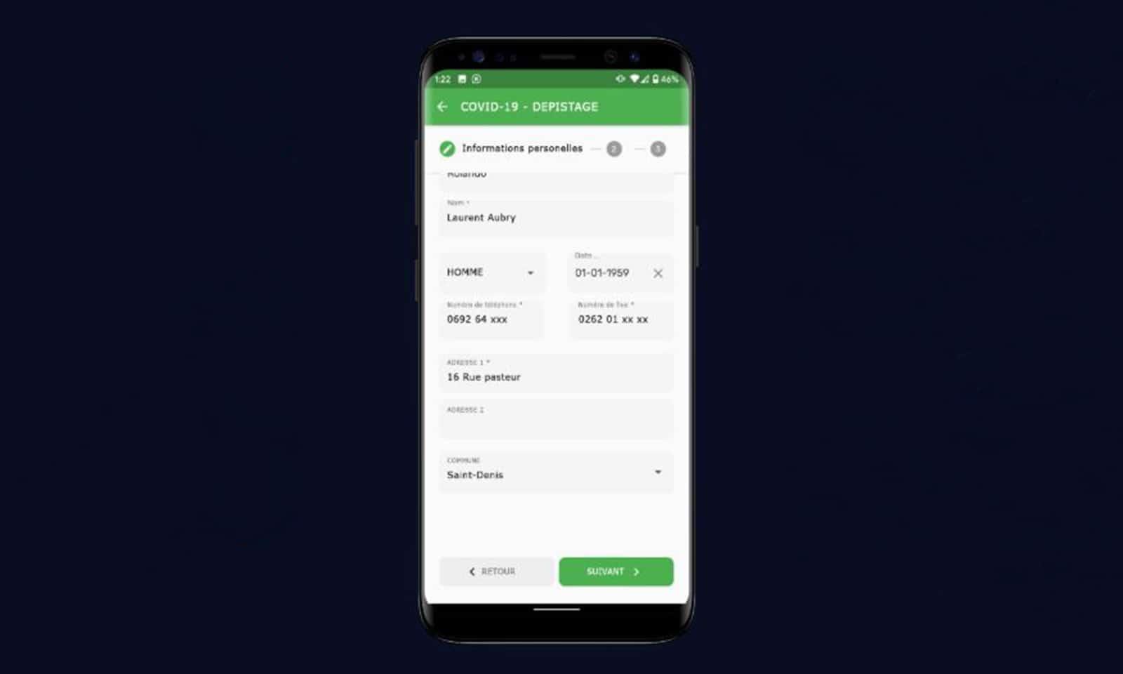 Coronamapp – l'application mobile qui vient en aide aux médecins et autorités