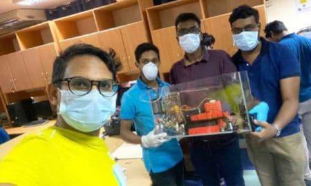 MauriVent, le premier respirateur artificiel 100% fabriqué à l'île Maurice