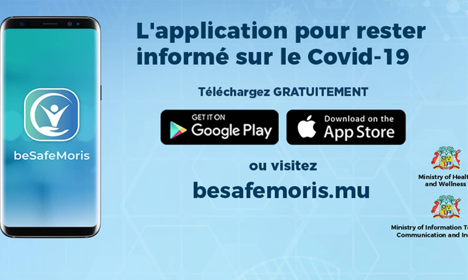 beSafeMoris-application-mobile-covid-19