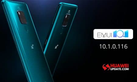 EMUI 10.1 - HUAWEI