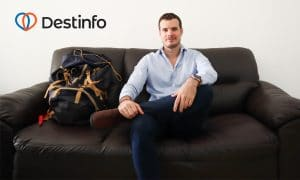 Destinfo, une plateforme de voyage 100% créée à Maurice
