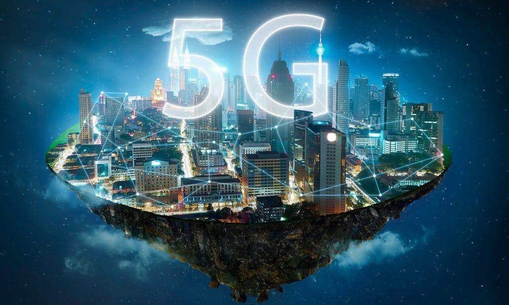 5G à La Réunion
