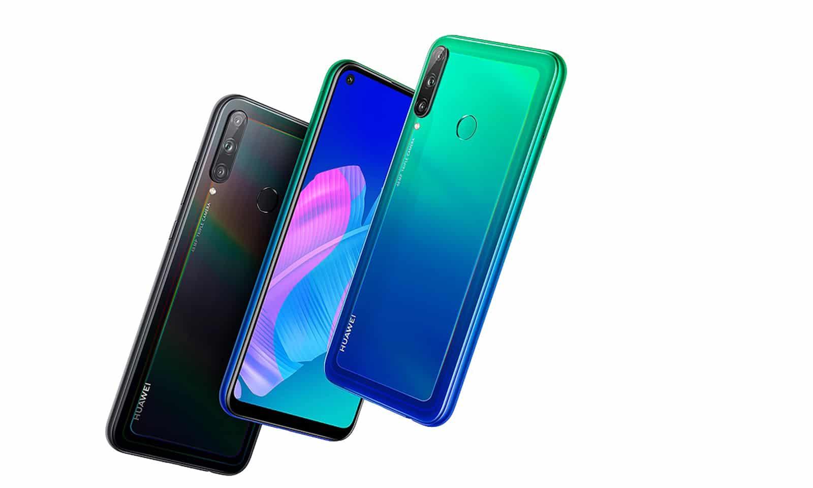 Le Huawei Y7p