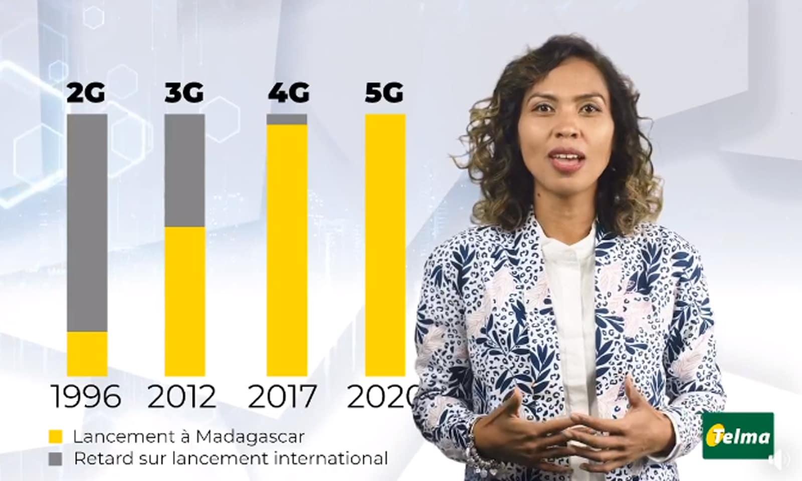5G - Madagascar devient le premier pays d'Afrique à la déployer