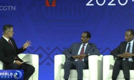 Économie numérique - Un appel à la coopération Chine-Afrique