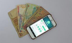Argent mobile, la moitié des comptes dans le monde se trouvent en Afrique