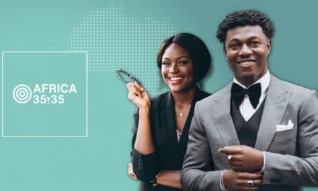 Prix Africa 35.35, les jeunes personnalités africaines de l'année 2020