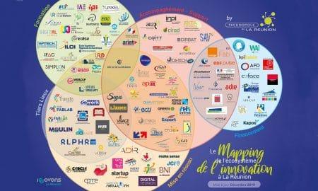 Technopole La Réunion met à jour le Mapping de l'innovation