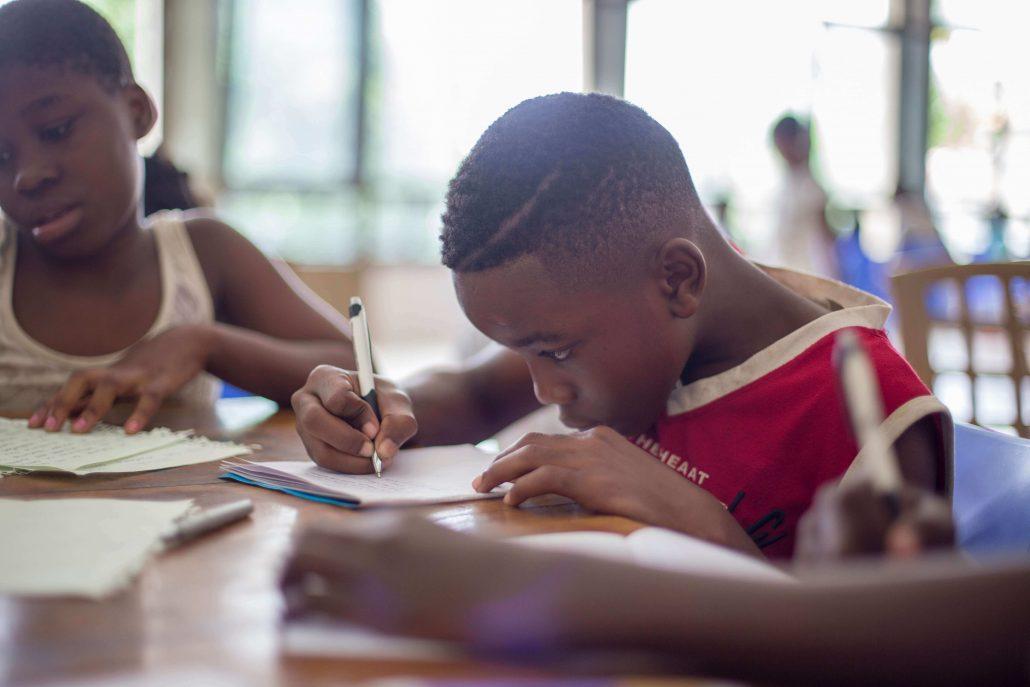 l'éducation en Afrique