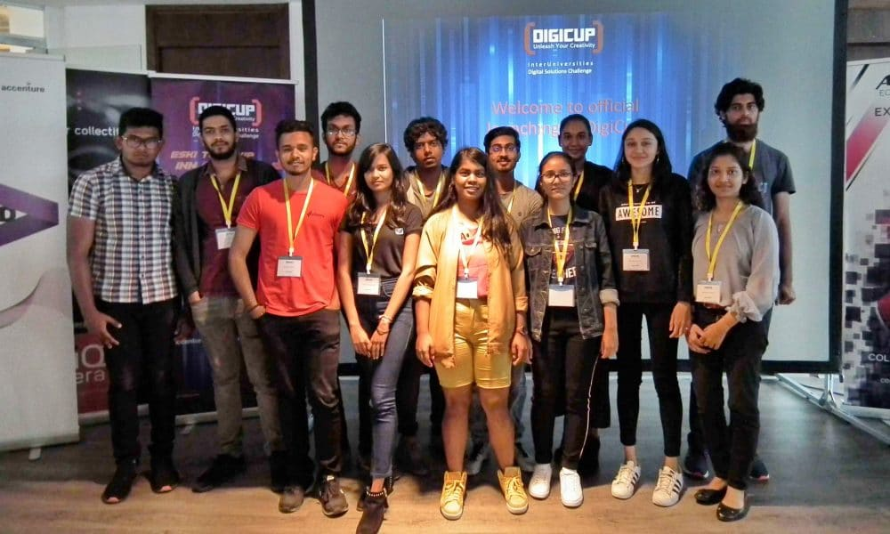Digicup Un challenge par les étudiants pour les étudiants