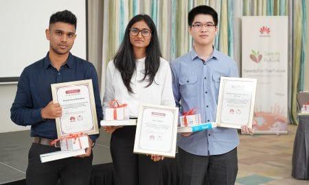 Huawei ICT Competition : L'équipe mauricienne remporte le Premier Prix à la finale mondiale
