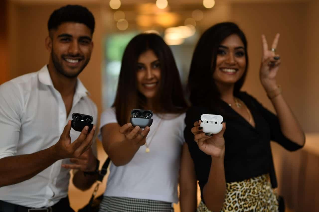 Huawei présente ses écouteurs FreeBuds Pro